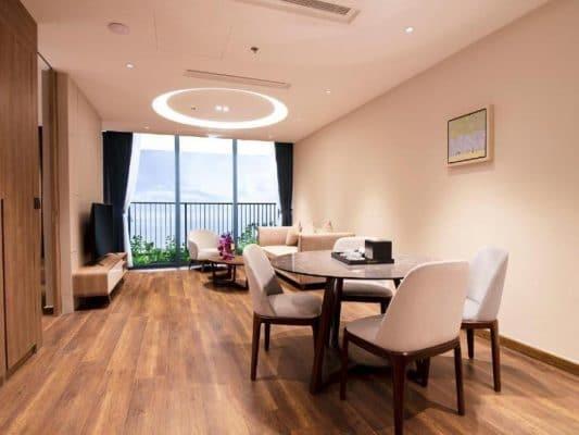 Căn hộ nghỉ dưỡng 1 phòng ngủ Flamingo Cát Bà Resort