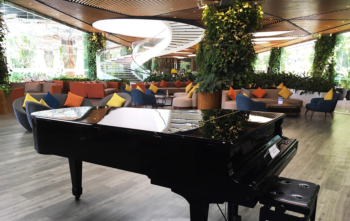 Piano Bar ở Flamingo Đại Lải