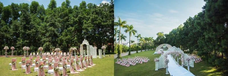 Dịch vụ cưới tại Flamingo Đại Lải