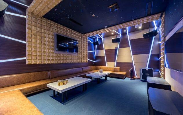 Phòng hát Karaoke tại Flamingo