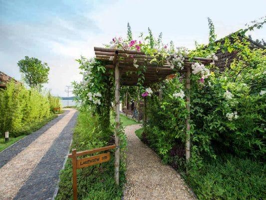Villa Flamingo Đại Lải với thiên nhiên rộng mở