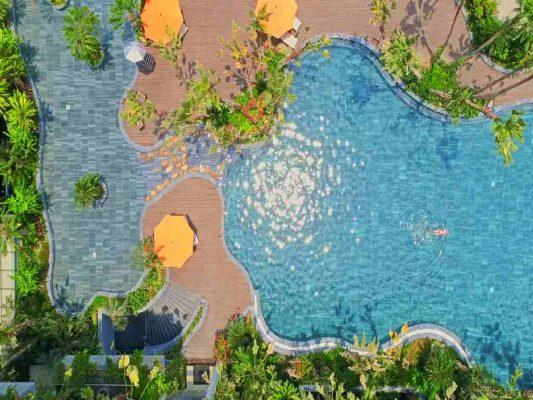 be boi palm pool flamingo dai lai