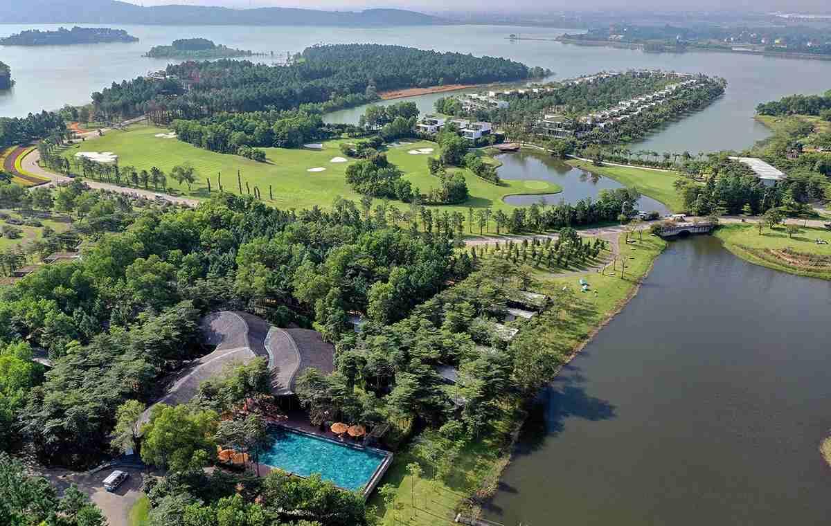 Giới thiệu về khu nghỉ dưỡng Flamingo Đại Lải