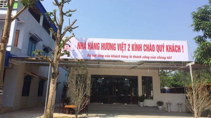nha hang huong viet ben ho dai lai
