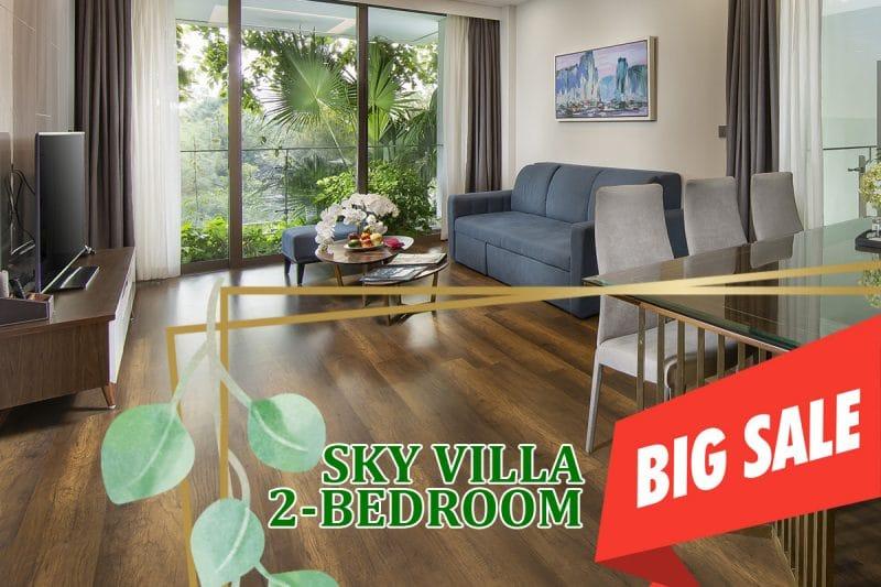 Sky Villa 2 Phong Ngu Flamingo Dai Lai